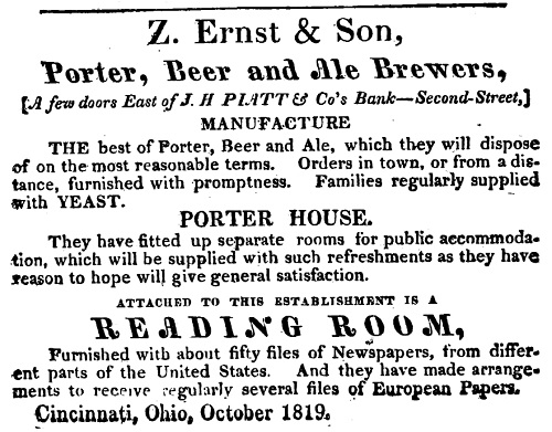 Ernst & Son brewers