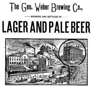 George Weber Brewing Company