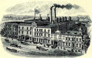 the Sandmann & Lackman City Brewery